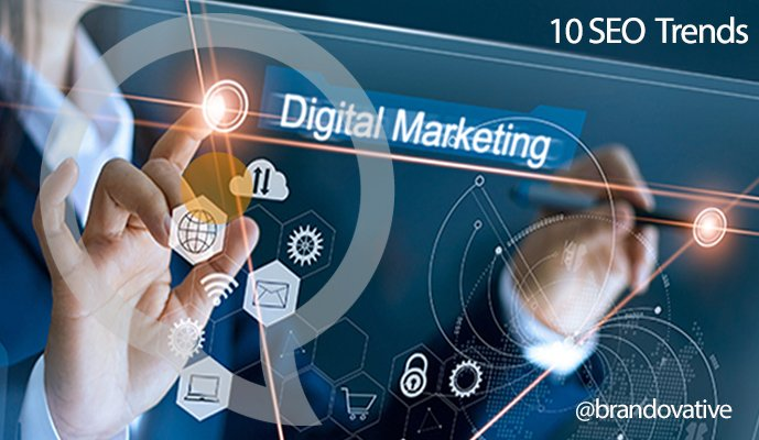 10 SEO Trends That Will Influence Digital Marketing